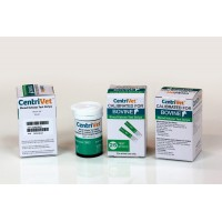 CentriVet Bovine Blood Ketone Test Strips (25/Pack)